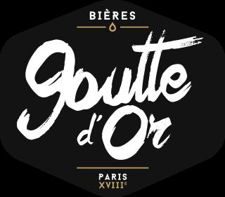 Logo Brasserie de la Goutte d'Or